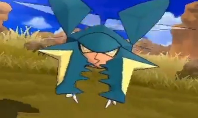 Pokemon Sun and Moon leak pincer bug