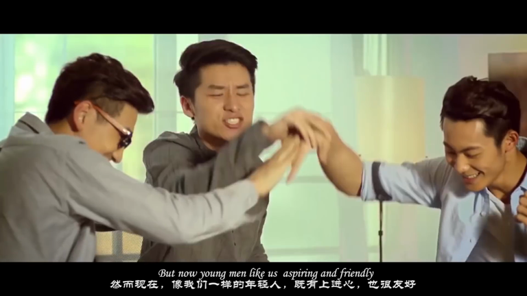 China's Communist Youth League releases rap song dismissing foreign impression of country
