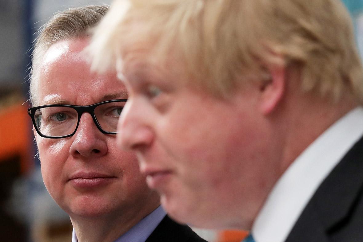 Michael Gove says Boris Johnson not capable of providing unity