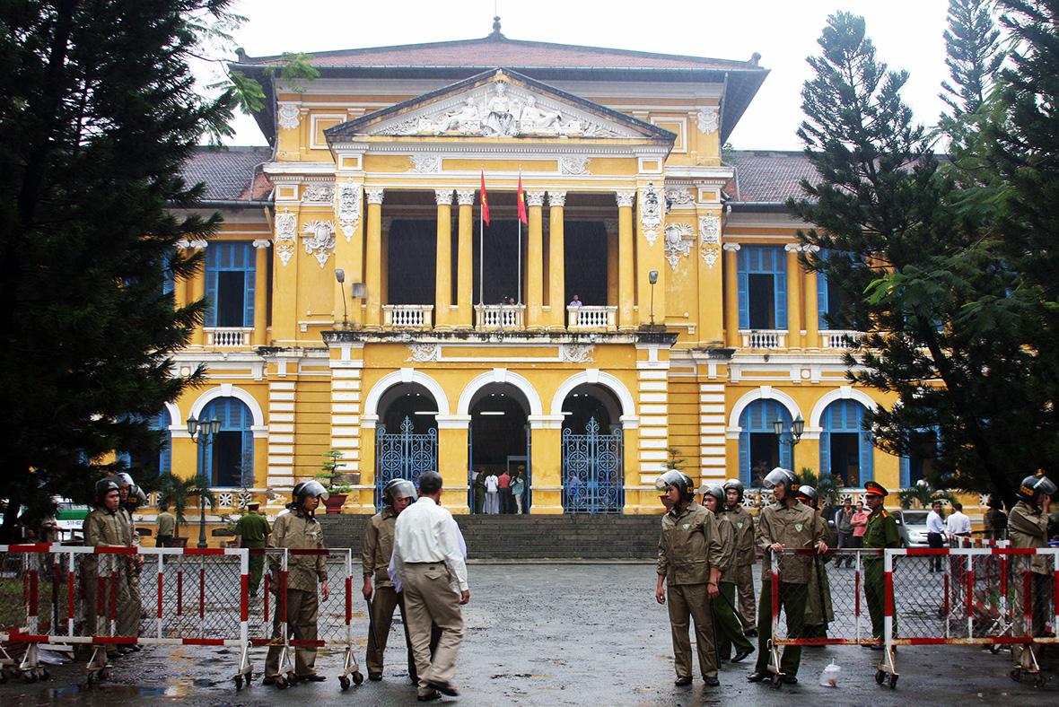 Ho Chi Minh City People's Court