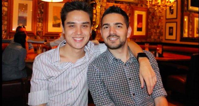 Joshua Yehl and Drew