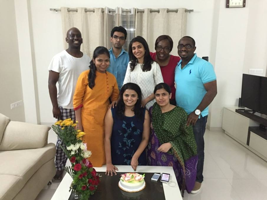Africans in India