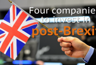 Brexit: Four companies to invest in after the EU referendum