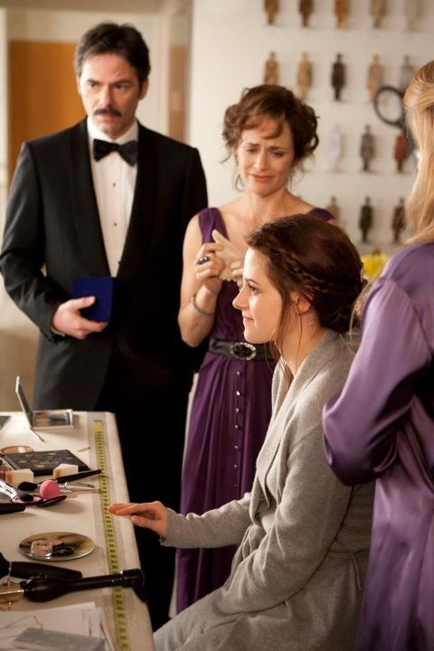 Twilight Saga Breaking Dawn Latest Scenes in Photos