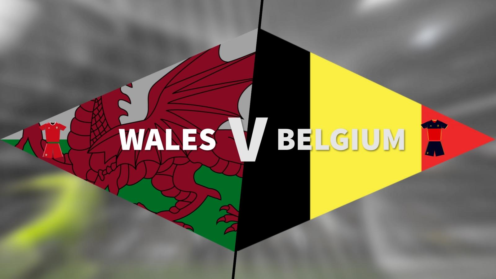 Wales - Belgien