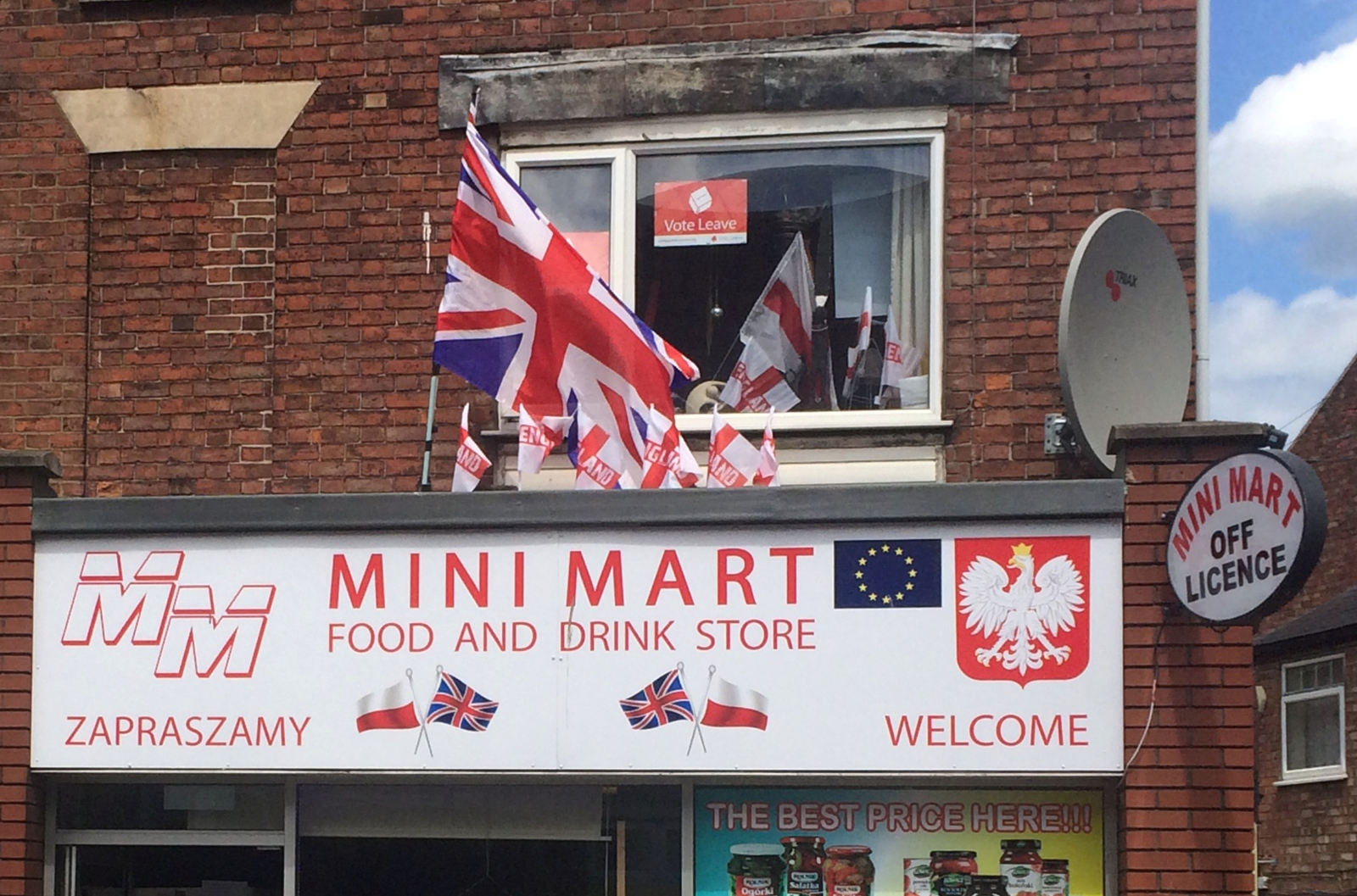 brexit hate crimes racism tolerance UK