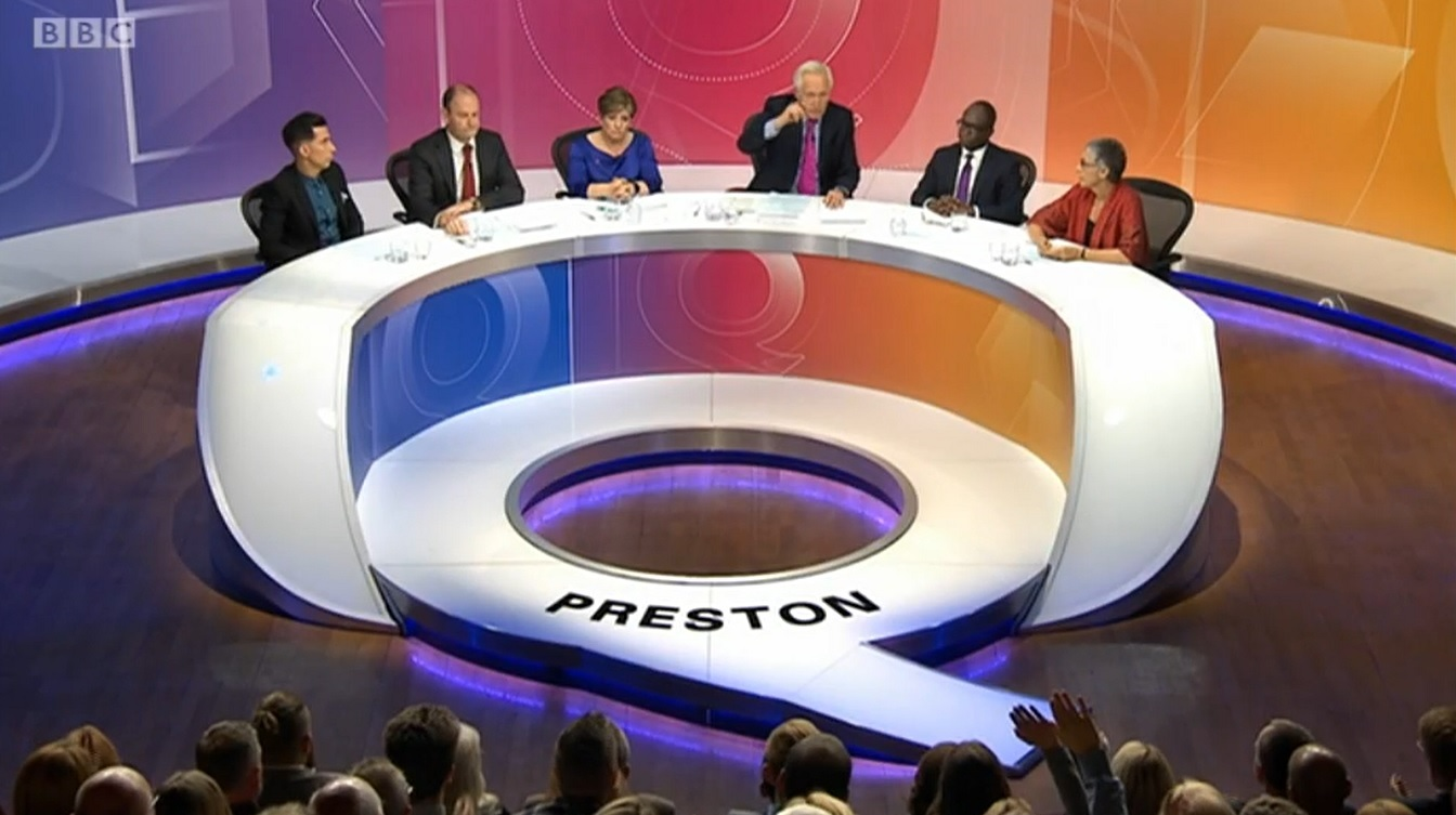 question time bbc 30.6.16 preston