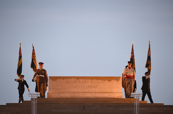 Somme centenary commemorations