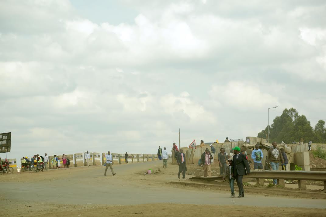 Kenya traffic