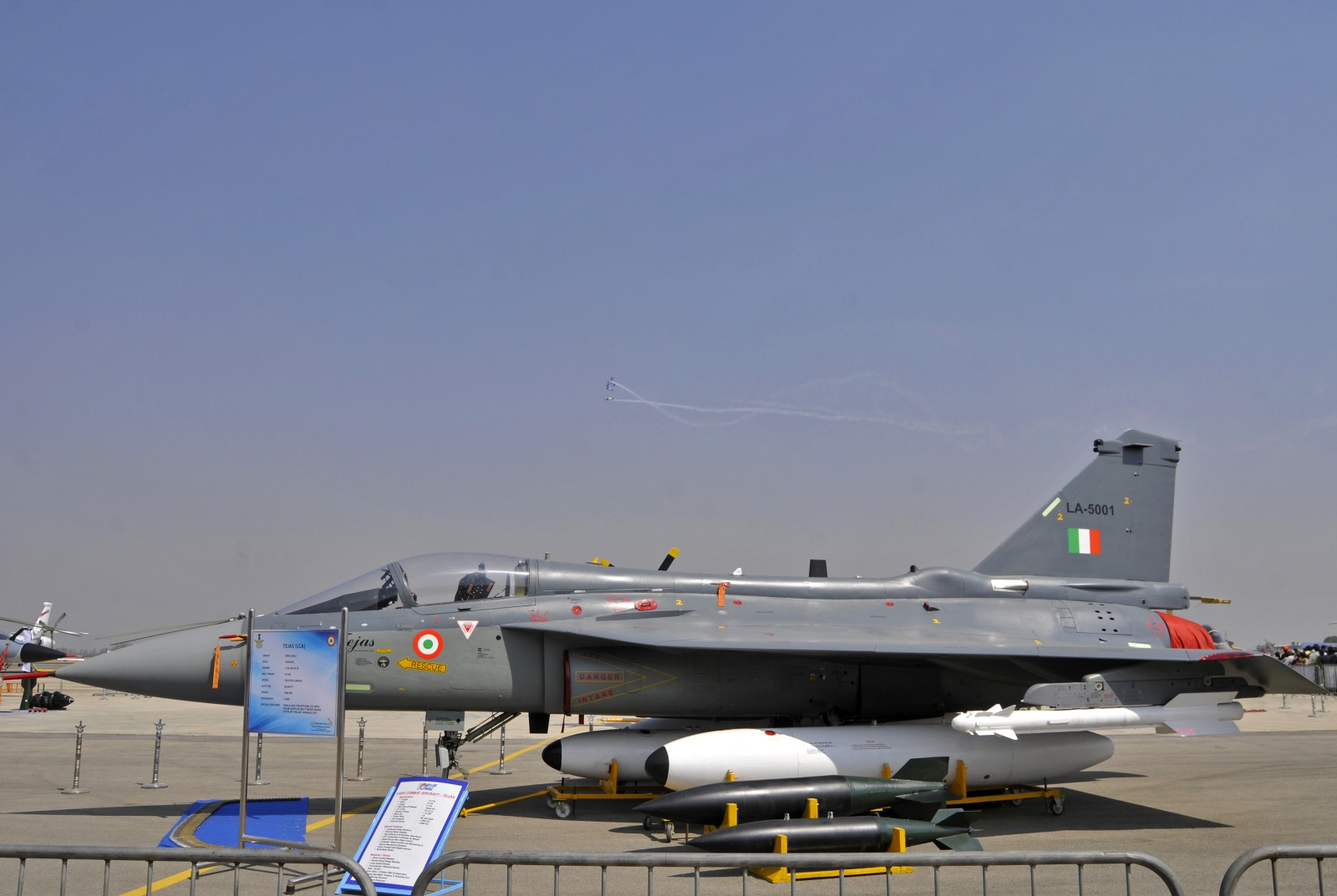 Light Combat Aircraft Tejas
