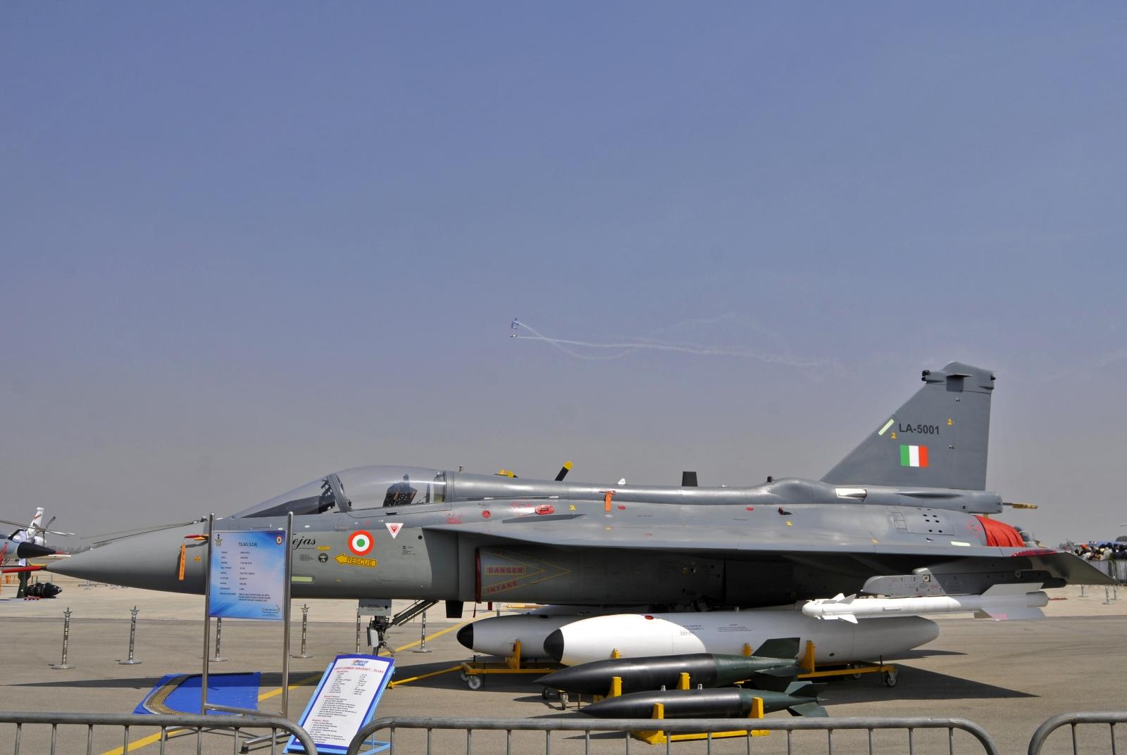 Light Combat Aircraft Tejas
