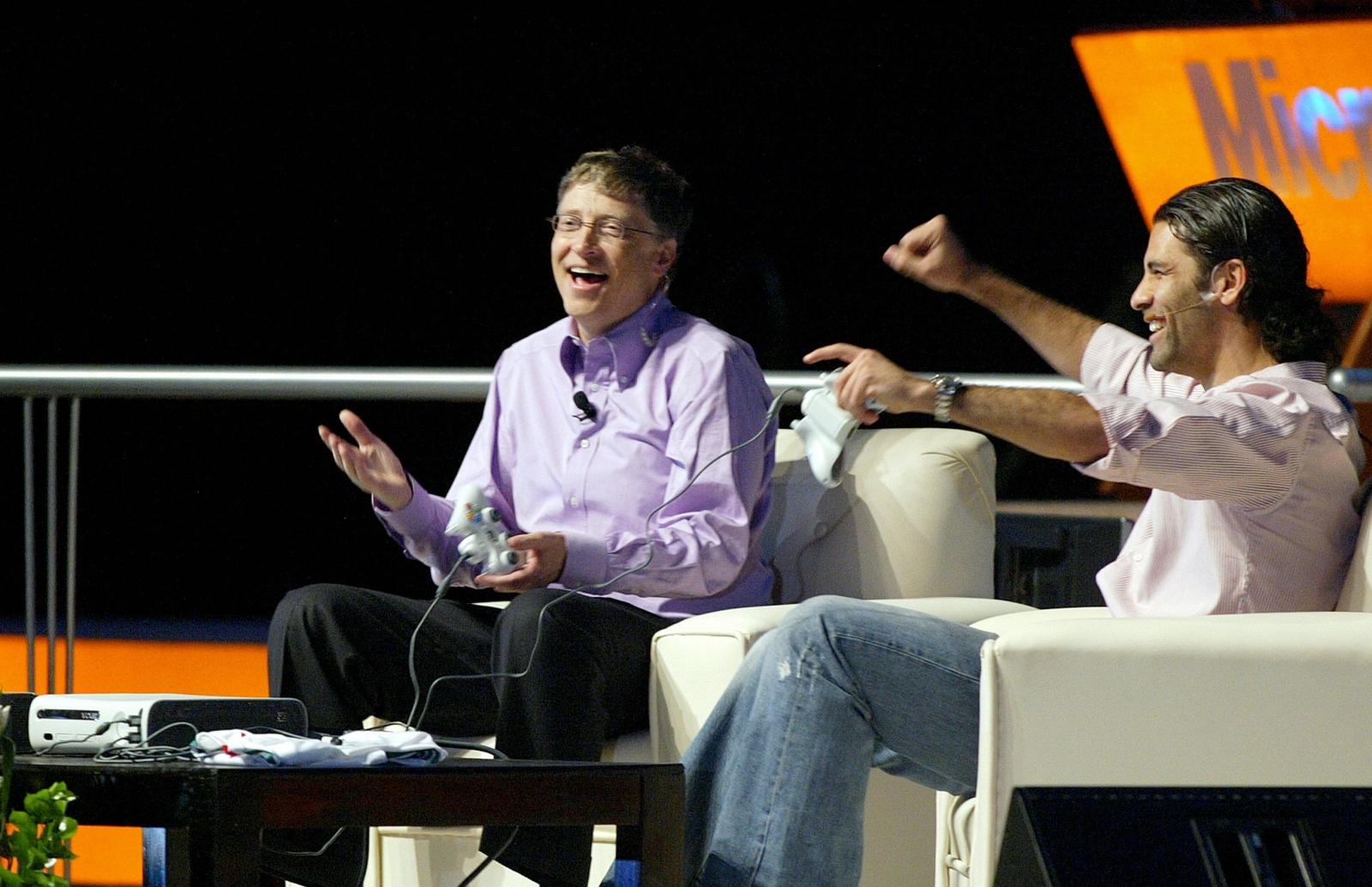 Bill Gates Xbox