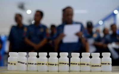 Philippines Duterte drugs