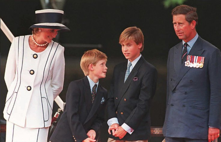 'We let her down when we were younger': Prince William and Harry's confession over Diana's death