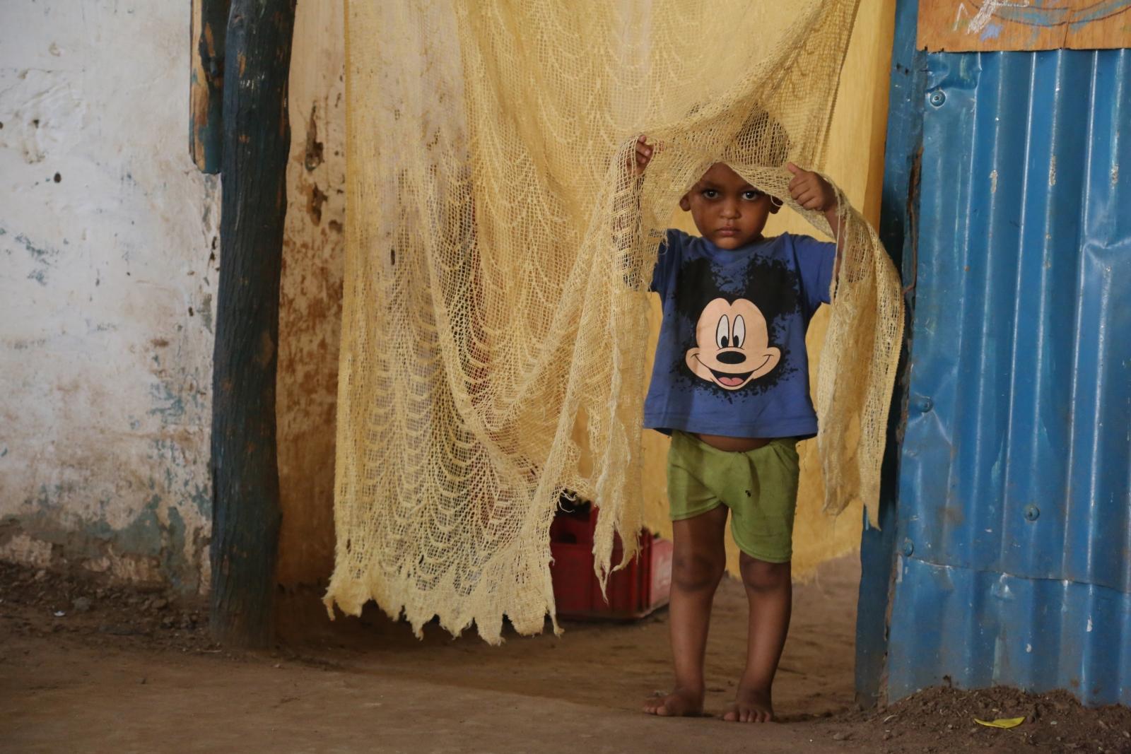 Nazrit, Ethiopian refugee in Kakuma