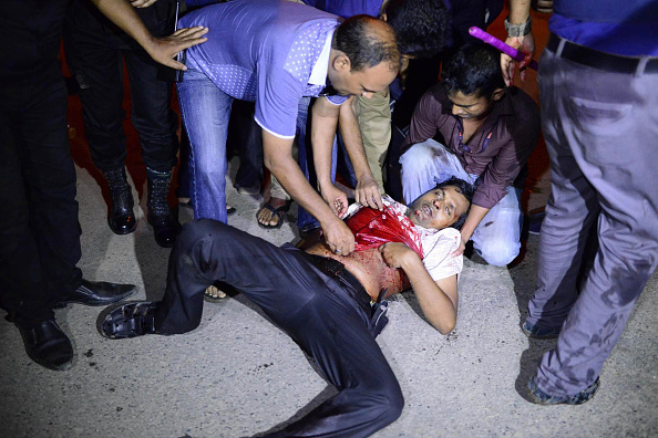 Dhaka restaurant shooting