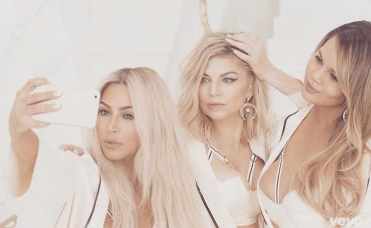 Fergie's new MILF $ video