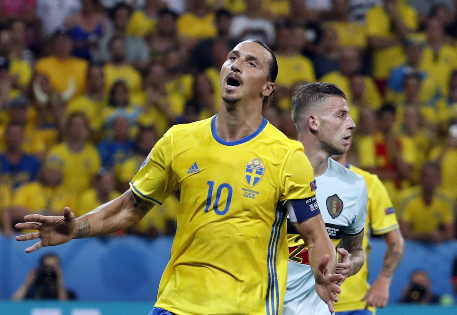 Zlatan Ibrahimovic 39;given extended break by Jose Mourinho39; after Euro
