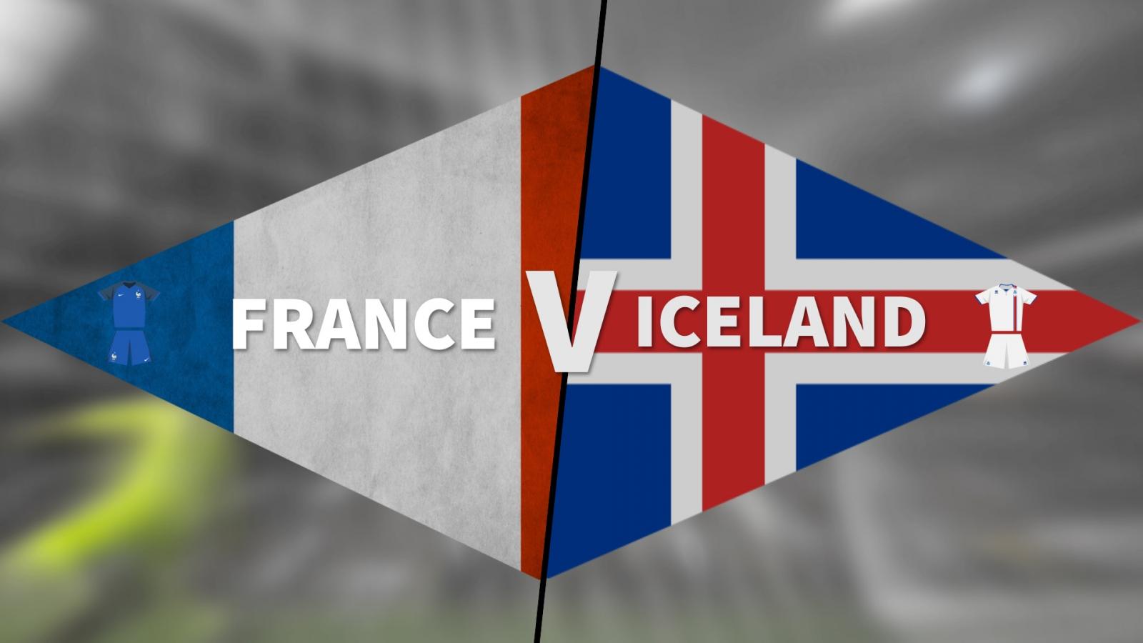 france vs iceland - photo #1