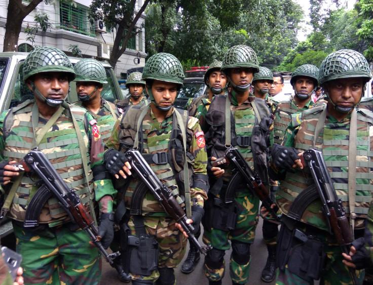 Bangladesh Dhaka terror attack