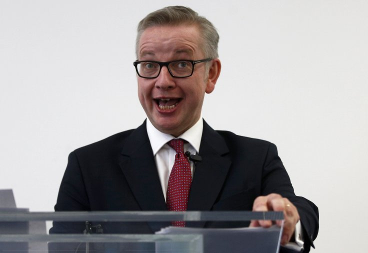 michael gove leadership challenge 2016