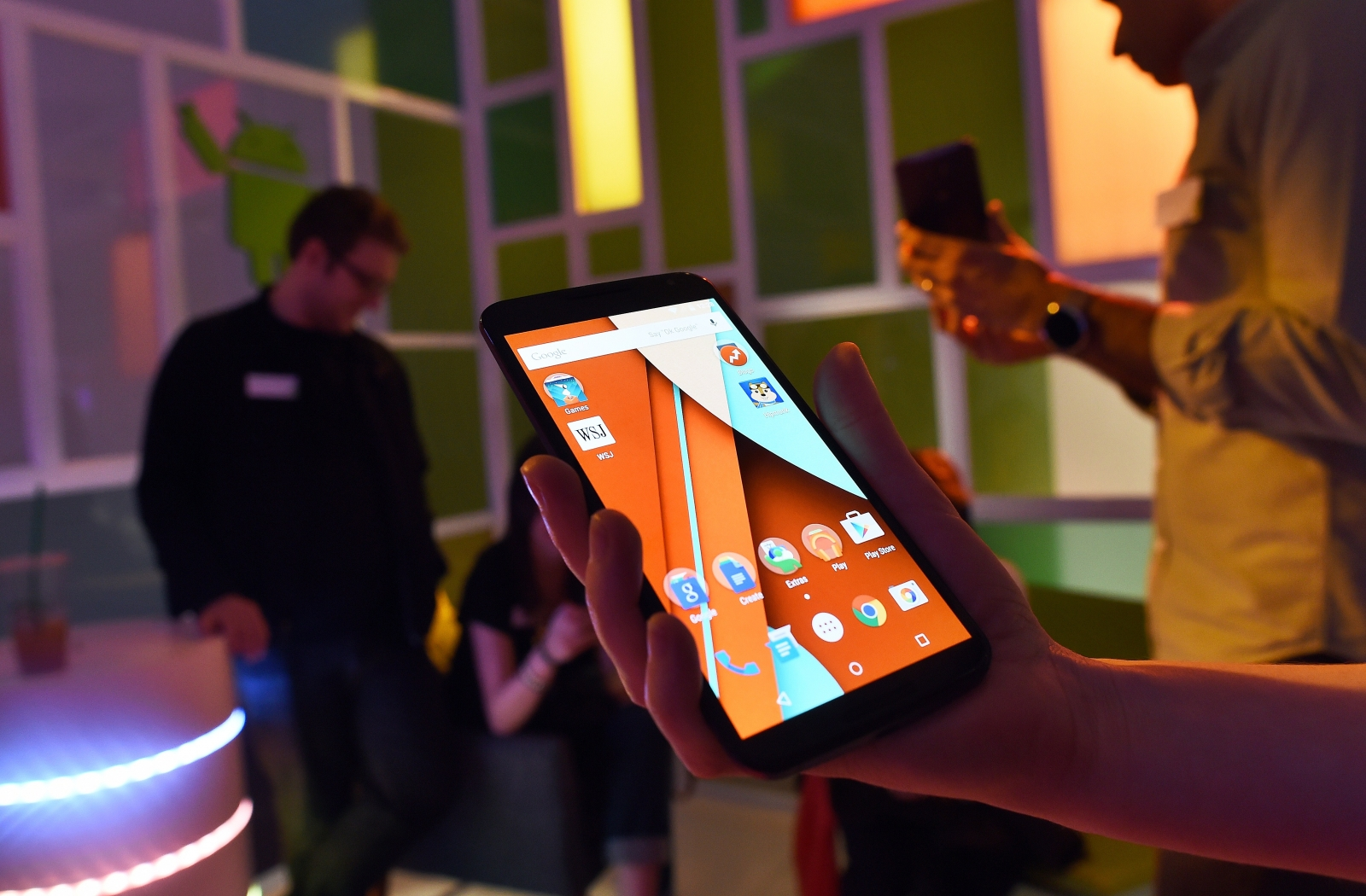 HTC Nexus 2016 at Geekbench