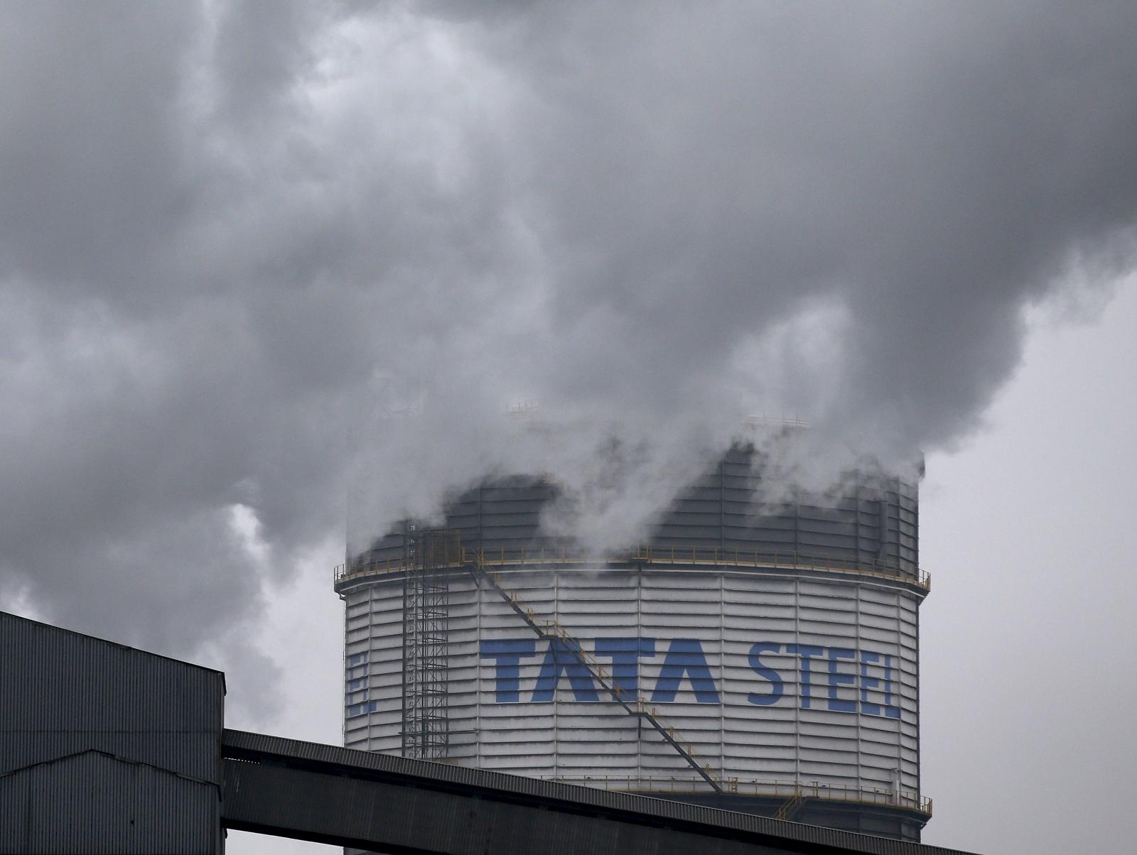 Brexit: Tata Steel puts sale of Port Talbot steelworks on hold