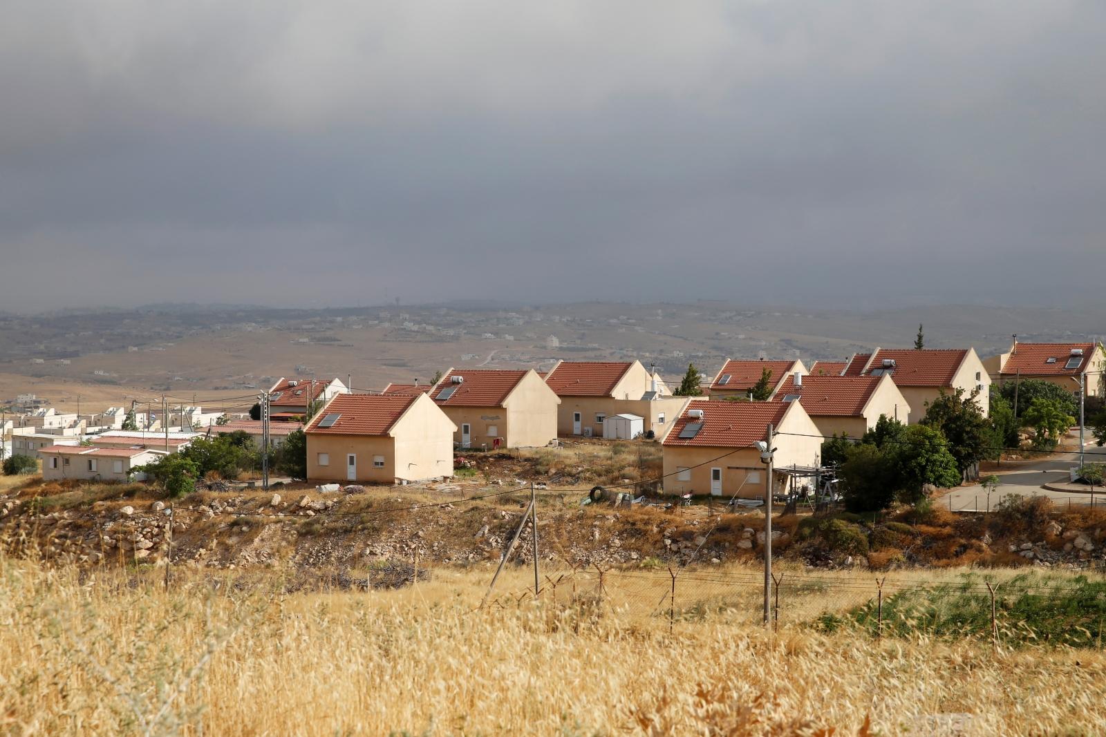 Israel settlement plans