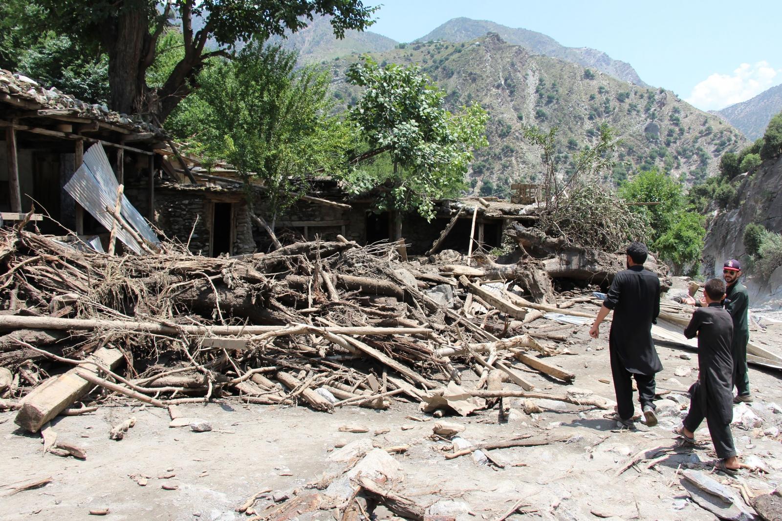 Chitral floods