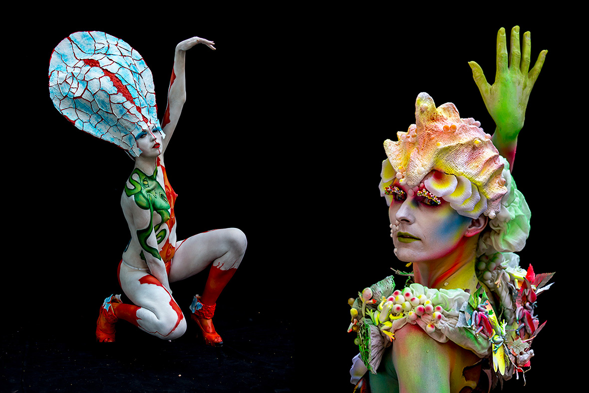World Bodypainting Festival 2016: Artists' Spectacular
