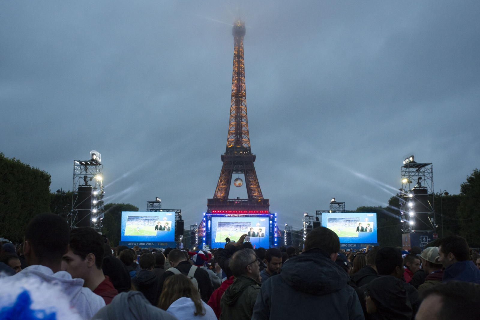 paris fanzone