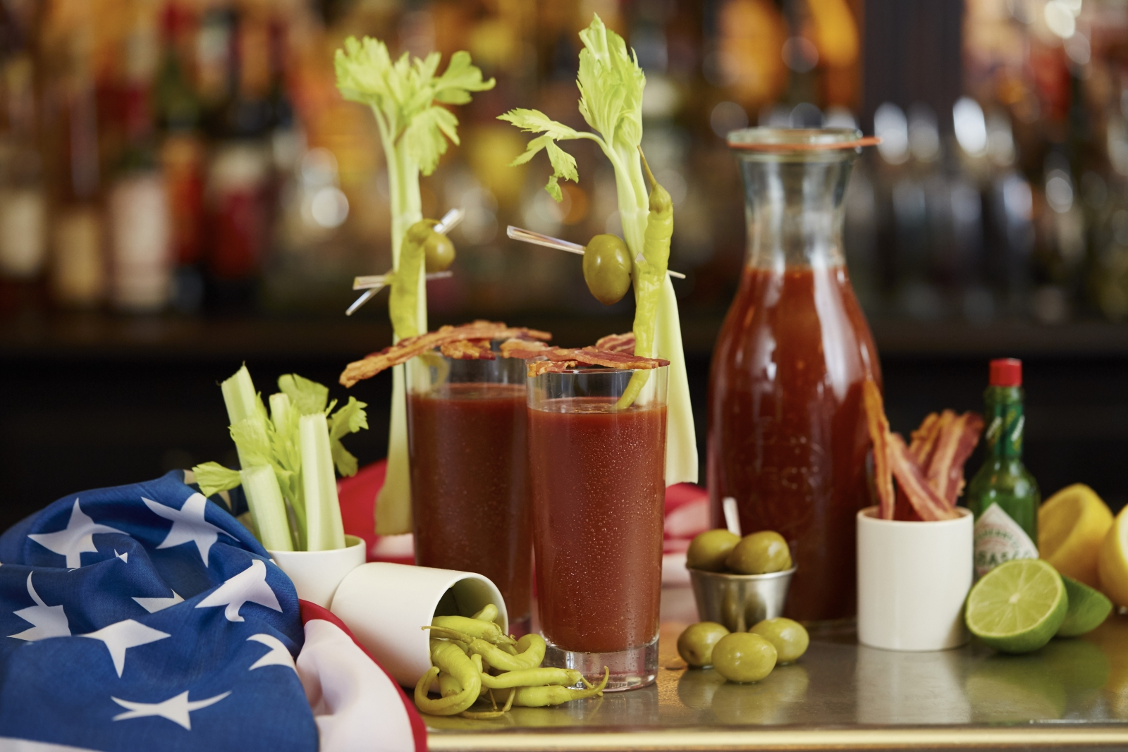 The Balthazar Bloody Mary