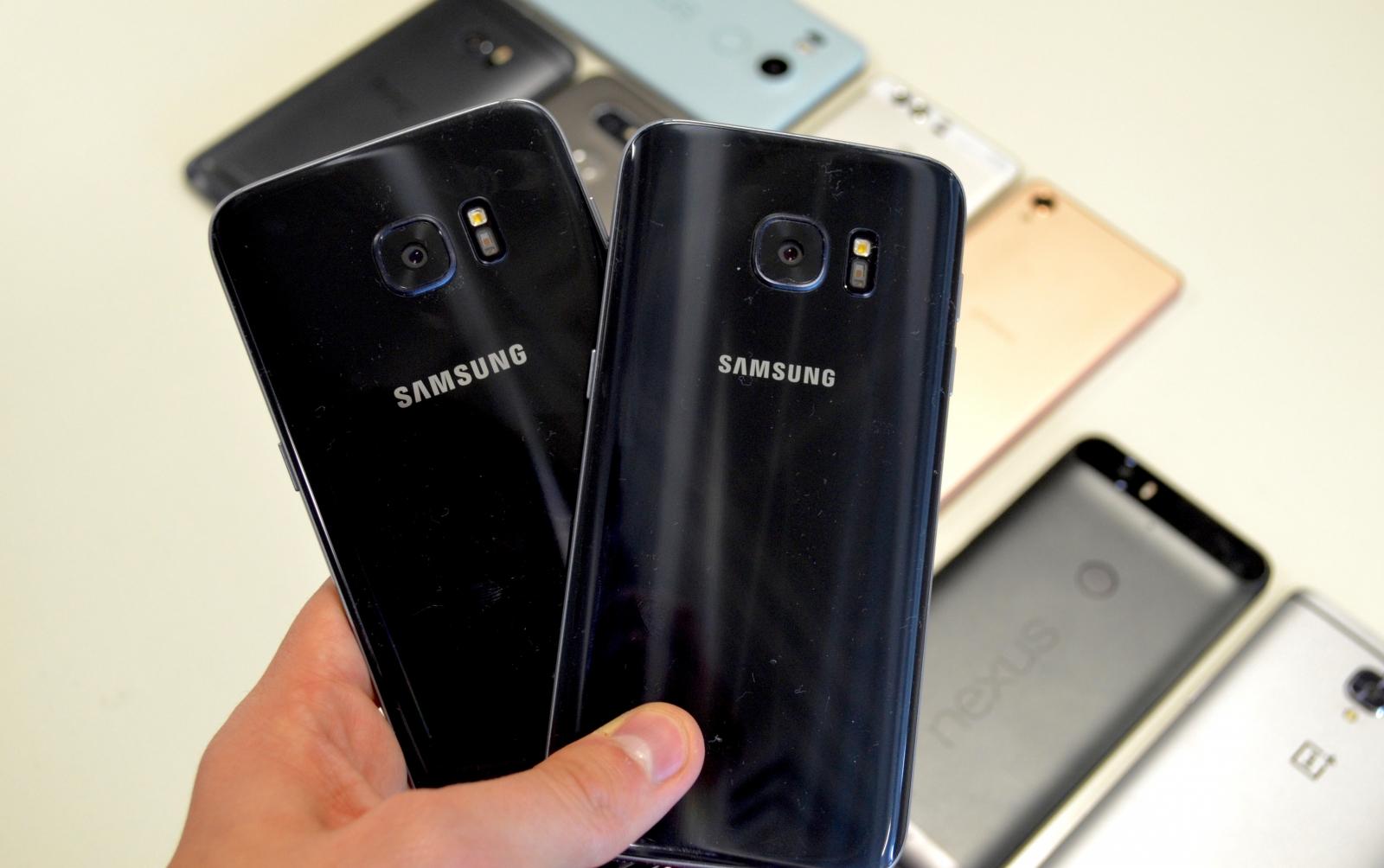 Samsung Galaxy S7 and Galaxy S7 Edge