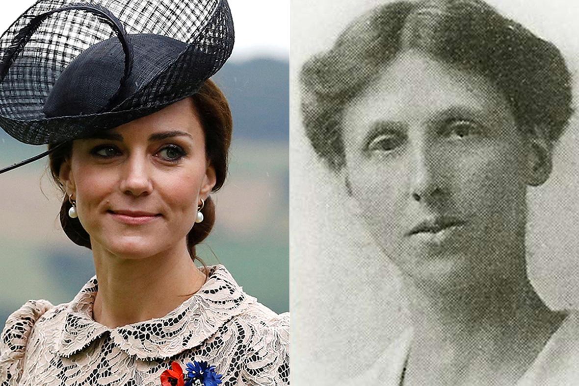 Kate Middleton ancestors