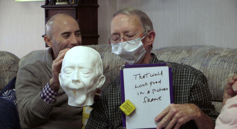 Cancer patient gets new jaw with 3Dprinting