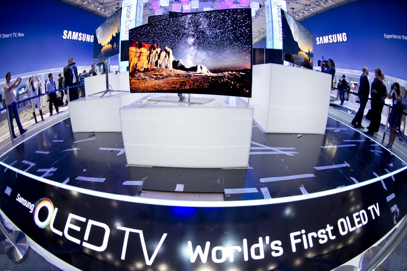 Samsung spins off OLED business