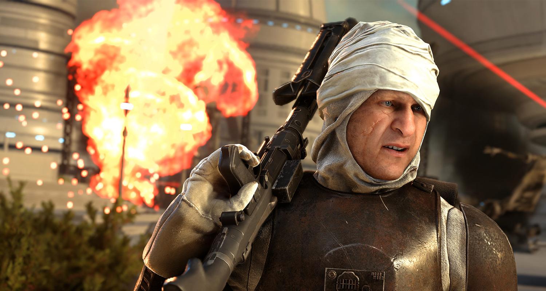 Star Wars Battlefront Bespin DLC Dengar