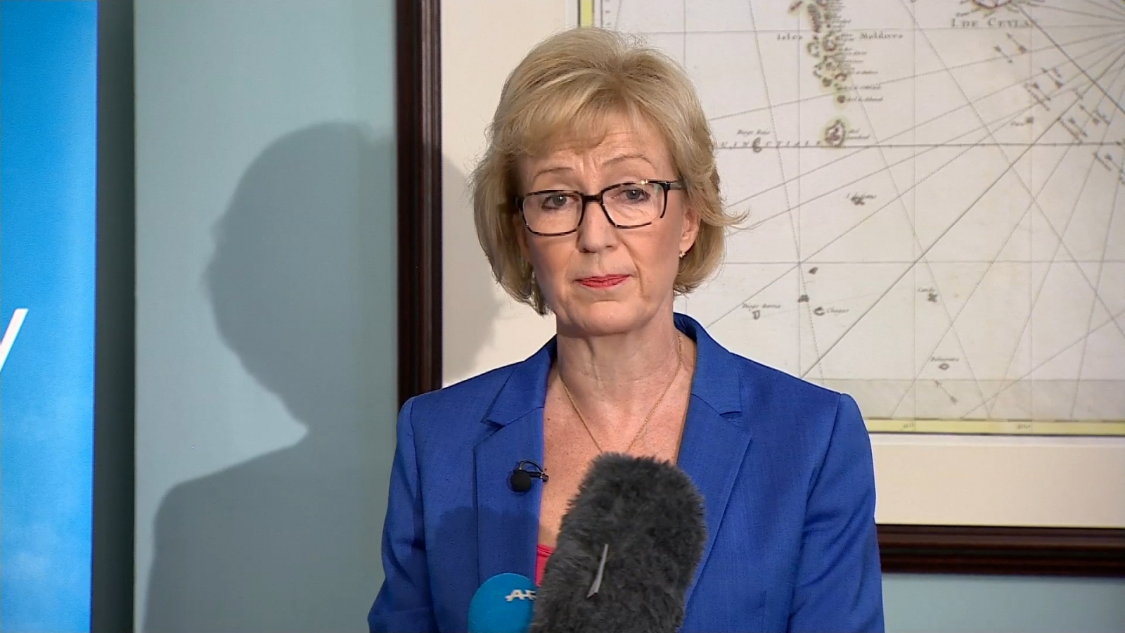 Andrea Leadsom conservative leadership speech