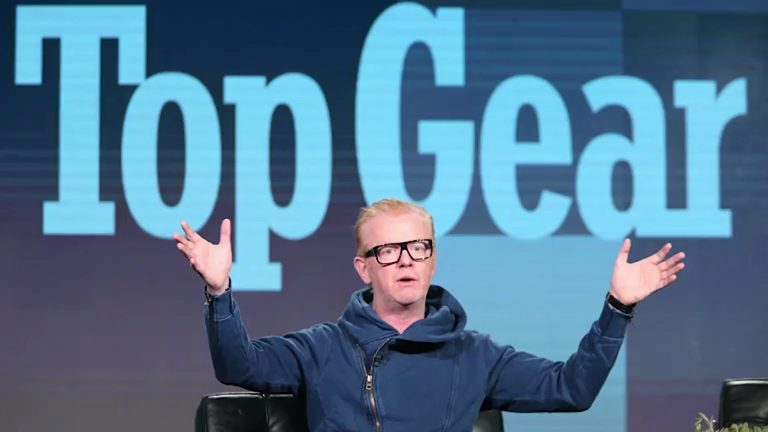 Chris Evans quits Top Gear amid falling ratings