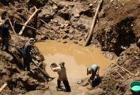 [DO NOT PUBLISH - hold for AJ] Gold mining in DRC