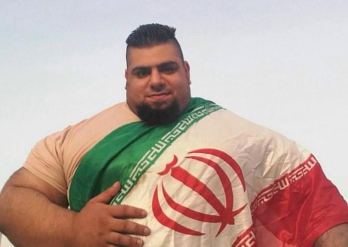 Iranian Hulk