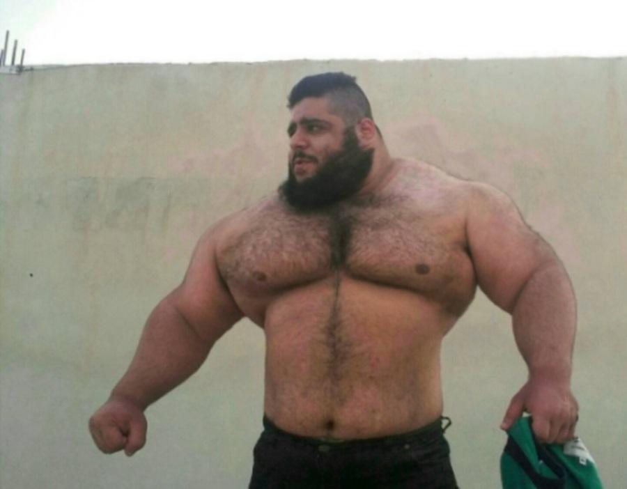 Iranian Hulk 2