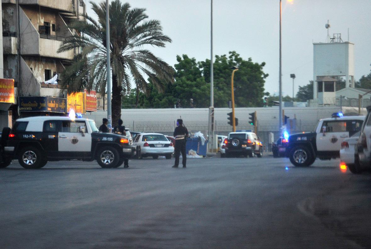 Saudi Arabia attacks