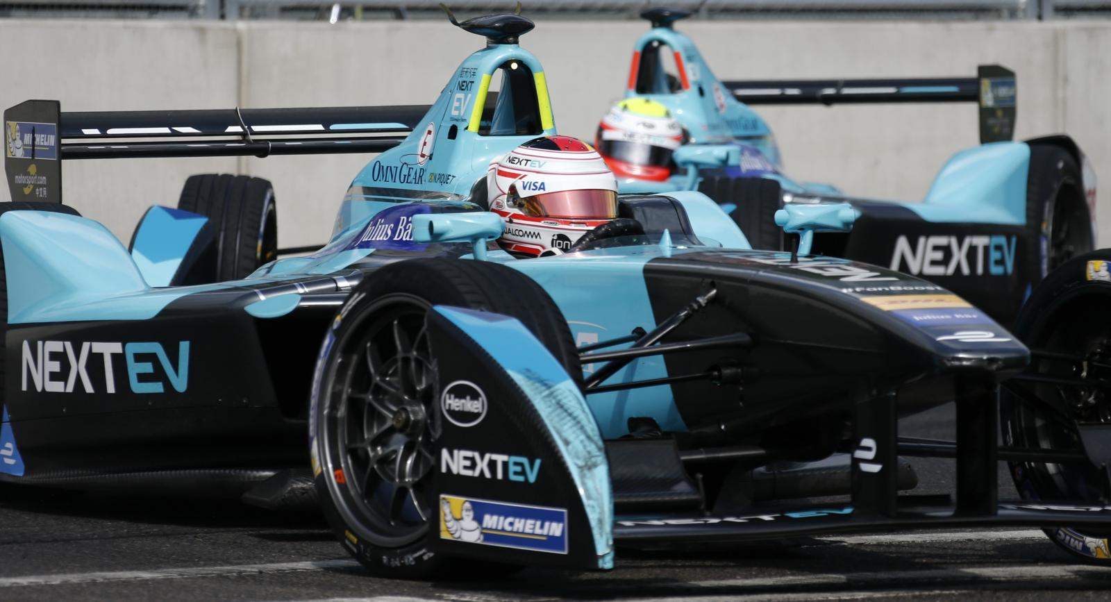 NextEV Formula E car