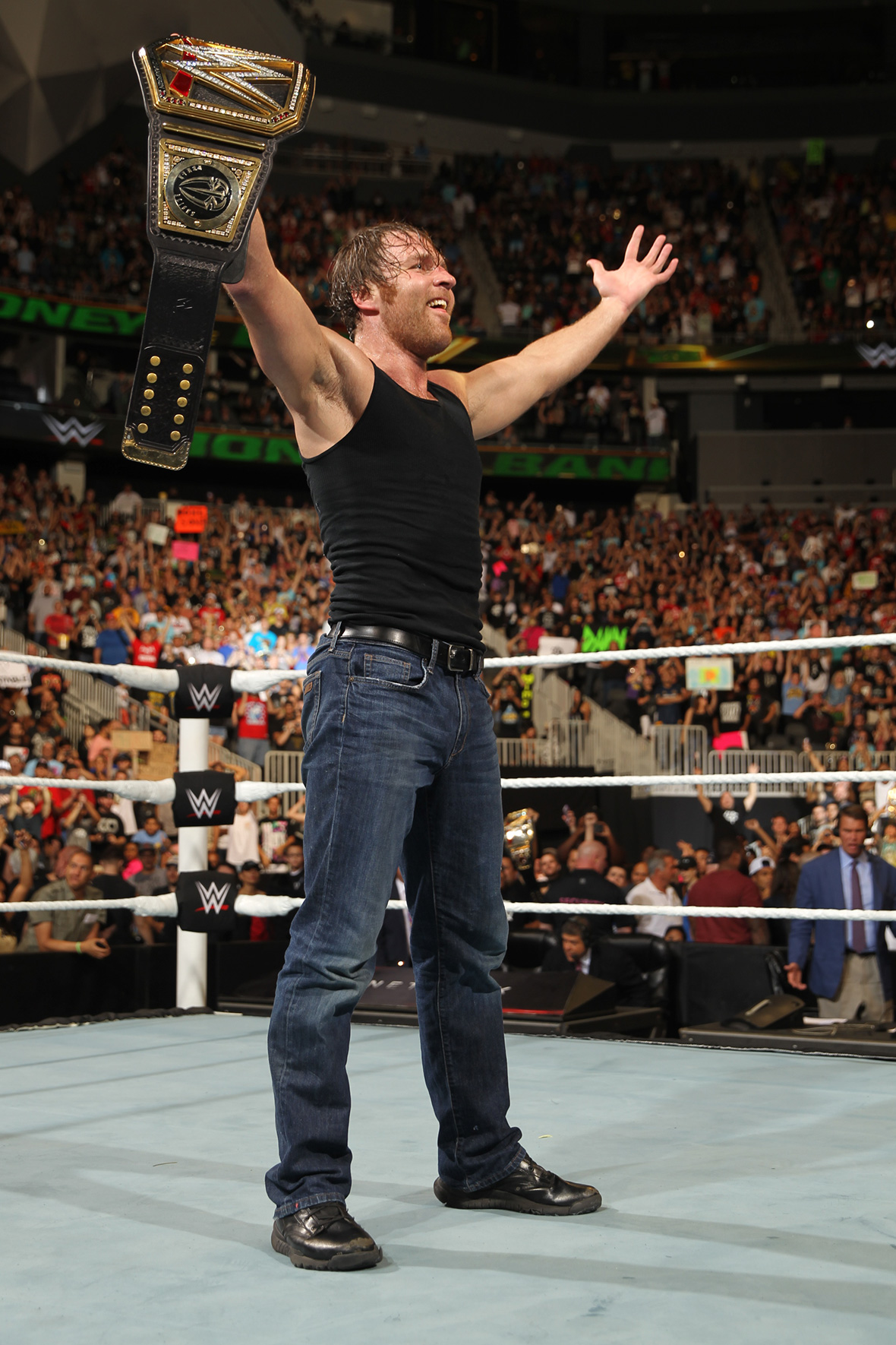Money in the Bank: Dean Ambrose