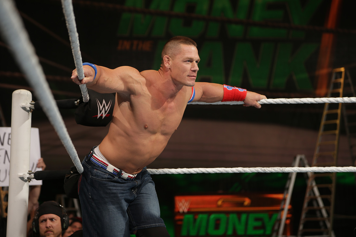 Money in the Bank: John Cena