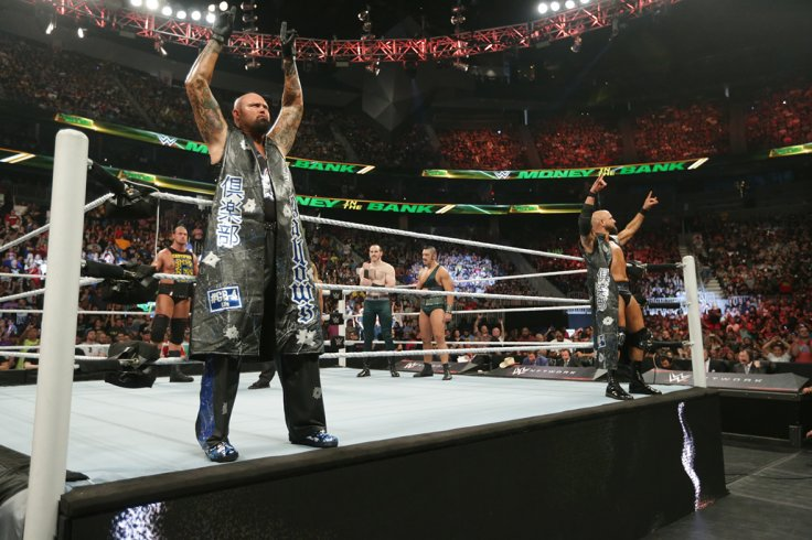 Money in the Bank: Luke Gallows & Karl Anderson
