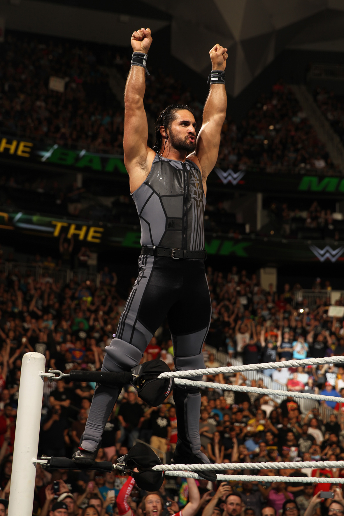 Money in the Bank: Seth Rollins