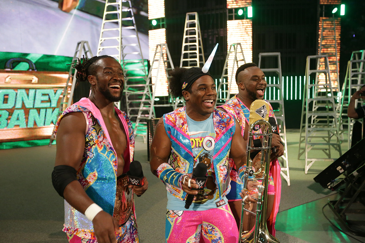 Money in the Bank: The New Day