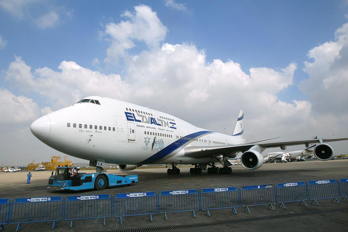 El AL 747